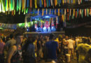 Banda San Remo abre o primeiro dia de carnaval em Rio Piracaba