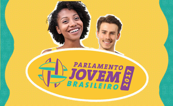 Resultado de imagem para 13ª edição do programa Parlamento Jovem Brasileiro 2017