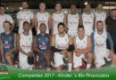 Kinder´s – Equipe da casa vence a 7ª Copa Volei de Rio Piracicaba