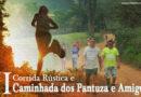 Últimos dias para inscrição na Corrida Rústica e Caminhada dos Pantuza e Amigos