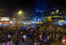 Foliões se despedem do Carnaval 2018 em Rio Piracicaba.