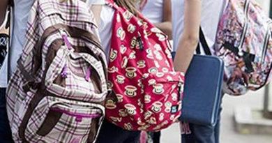 Estudantes da rede estadual retornam às aulas nesta segunda-feira.